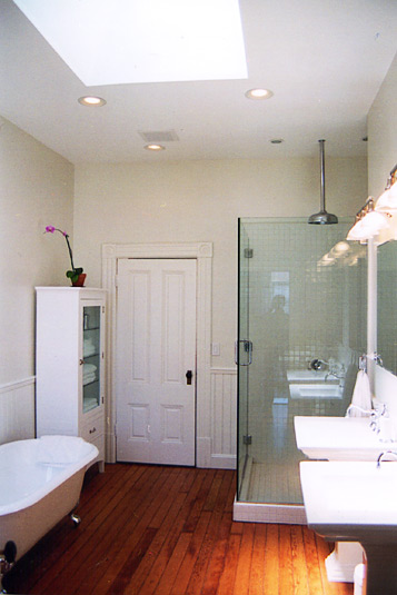 Lower Pacific Heights Bath rennovation