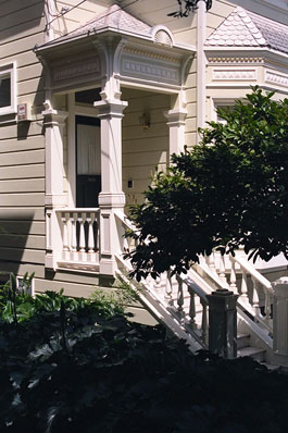 Haight Ashbury renovation After